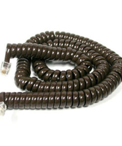 Curly Cord 10ft Black