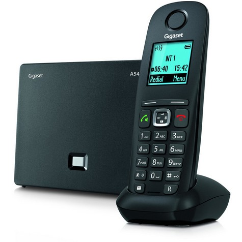 gigaset a540ip voip cordless phone