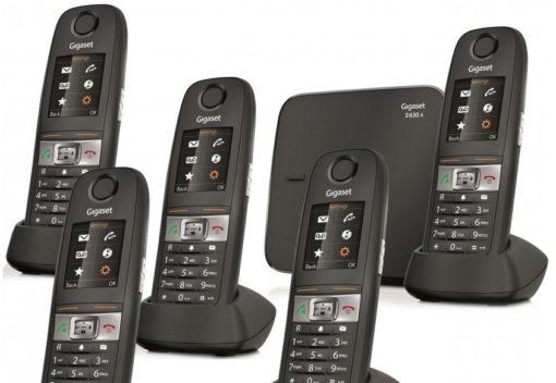 gigaset e630a five phone system