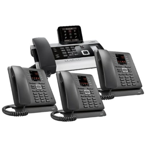 Gigasetpro four extension ip wireless phone system