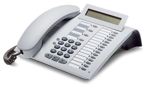Siemens Optipoint 500 Advance Digital Telephone