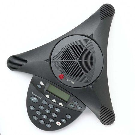 polycom soundstation 2 lcd
